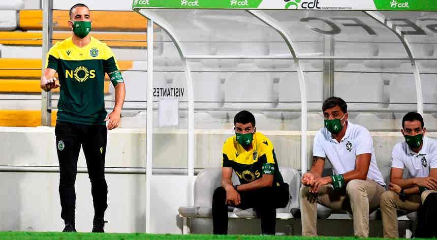 """Sporting quer """"deixar os jogadores do Famalicão desconfortáveis"""" todo o jogo"""