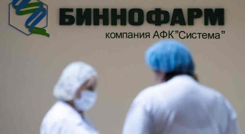 A pandemia na Rússia