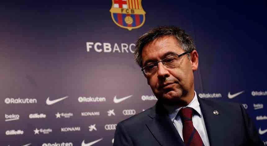 FC Barcelona deve 196,7 milhões em transferências