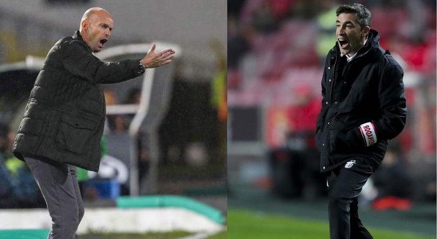 c5eba958f8091 Sporting e Benfica em dérbi que pode ser decisivo - 1.ª Liga ...