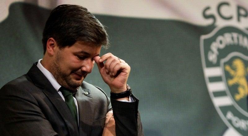 Resultado de imagem para Bruno de Carvalho suspenso três meses pelo Conselho de Disciplina da FPF