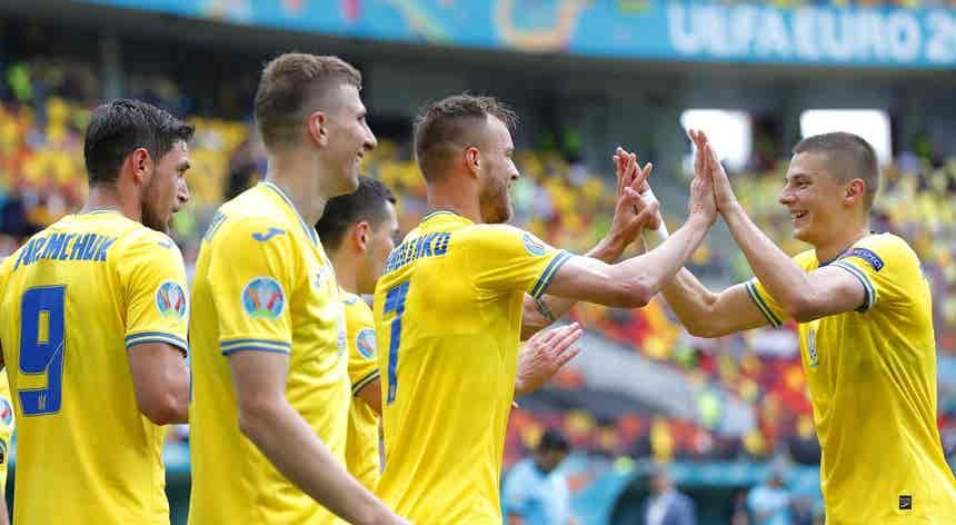 Euro2020. Ucrânia - Macedónia do Norte