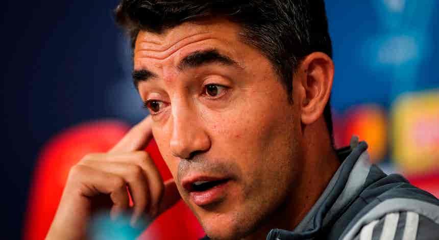 Bruno Lage alerta para a qualidade do Famalicão