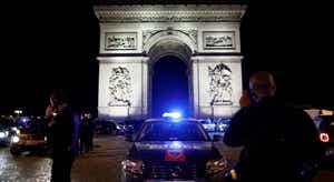 Ameaça de bomba em França coloca autoridades em alerta máxima