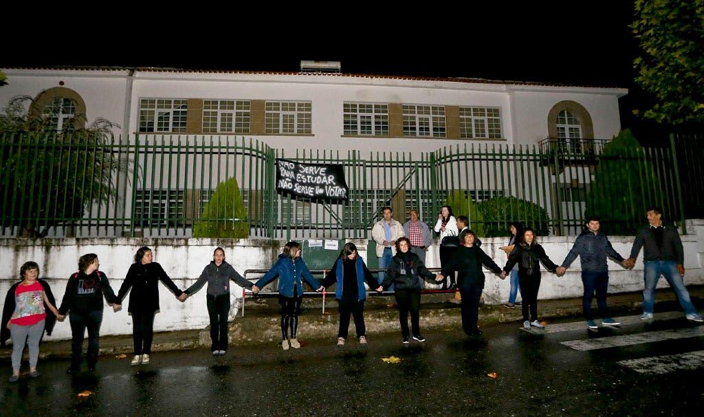 Boicote eleitoral na freguesia de Erada, na Covilhã.