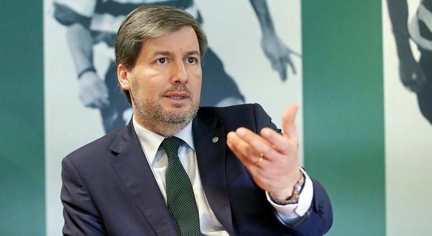 021622803cf5 Presidente do Sporting investigado por tráfico de influências ...