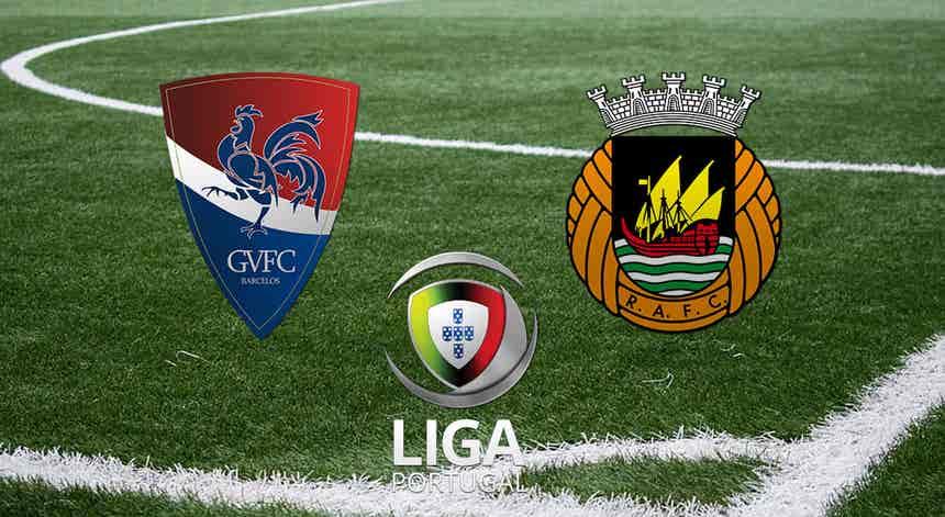 I Liga em direto. Gil Vicente FC - Rio Ave FC