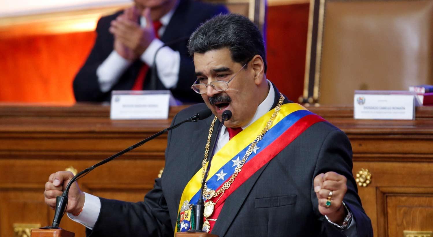 Portugal reconhece Maduro como autoridade máxima na Venezuela