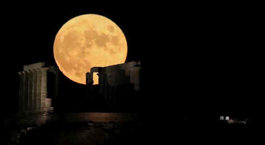 Lua cheia de agosto