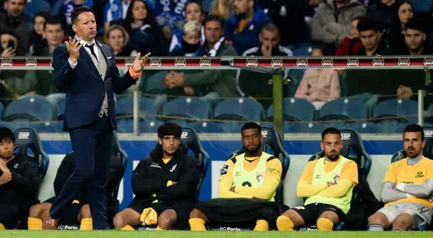Plantel, treinadores e funcionários do Portimonense testaram negativo