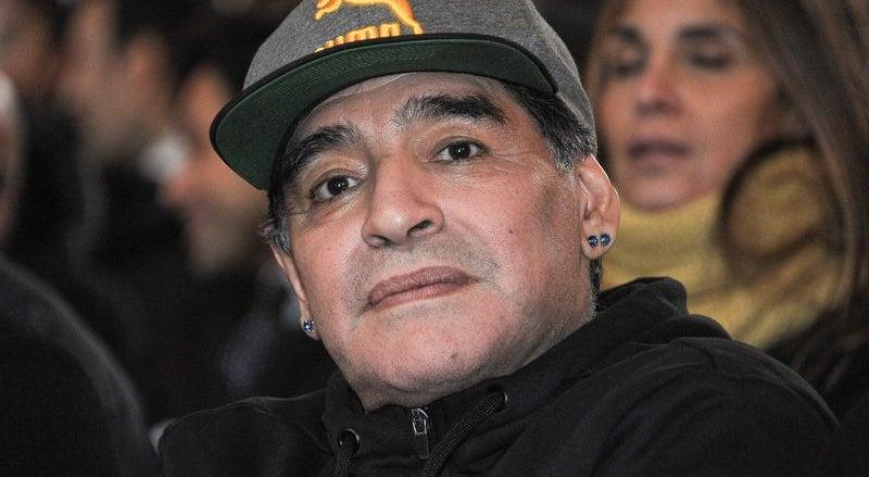 Resultado de imagem para Maradona envia mensagem de apoio a Nicolás Maduro e oferece-se como soldado