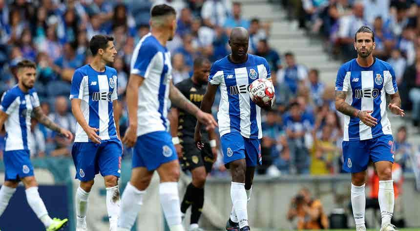 FC Porto arranca em 24 de agosto para a época 2020/21