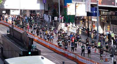 Covid-19. Maratona de Pequim adiada sem data marcada