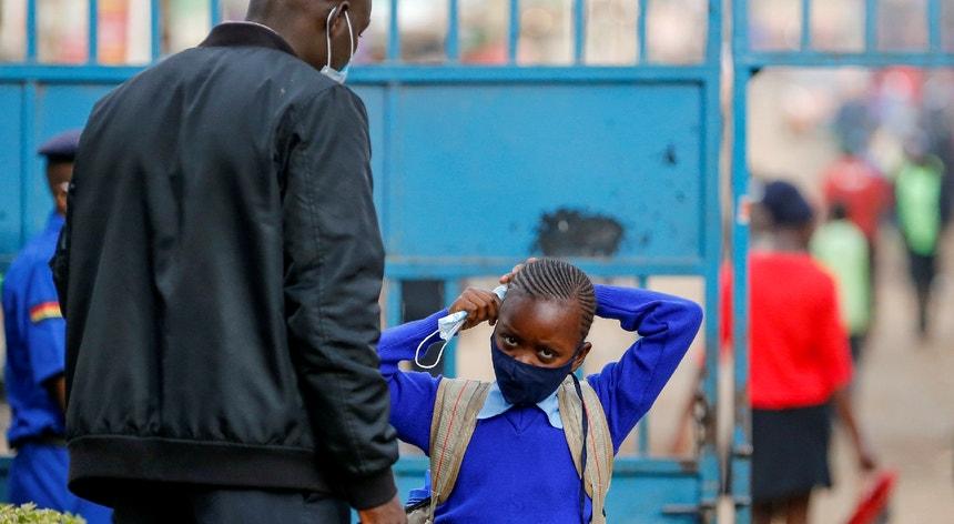 Até agora, nos 55 Estados-membros da União Africana foram registados cerca de 1,6 milhões de casos.