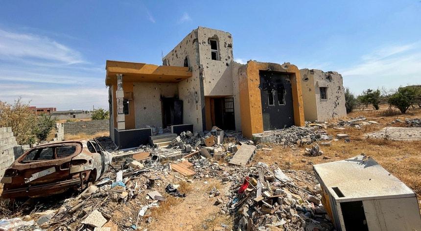 De acordo com a ONU, são mais de 20 mil os mercenários e militares estrangeiros que permanecem na Líbia.