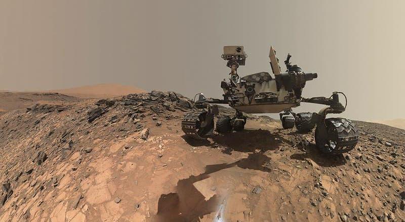 Foto: NASA via Reuters