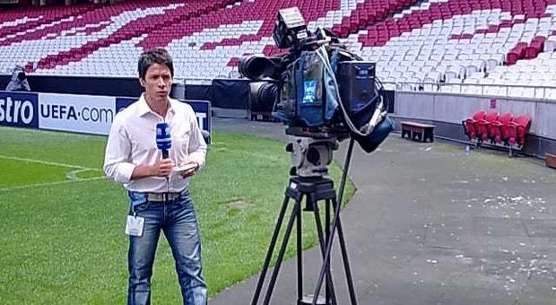 Alexandre Santos é um dos jornalistas distinguidos pelo CNID
