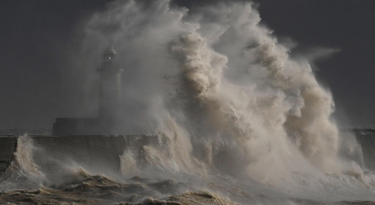 Grã-Bretanha, Newhaven, fevereiro | Toby Melville - Reuters