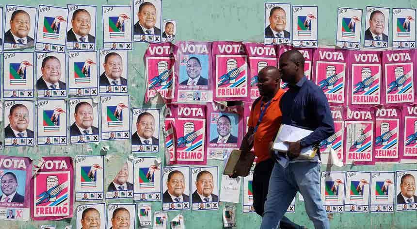 13,1 milhões de moçambicanos chamados hoje às urnas