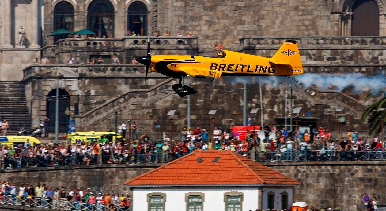 Resultado de imagem para Portugal de fora do circuito da Red Bull Air Race em 2018