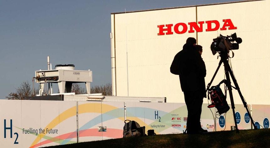 Saída nada tem a ver com o Brexit, diz a Honda