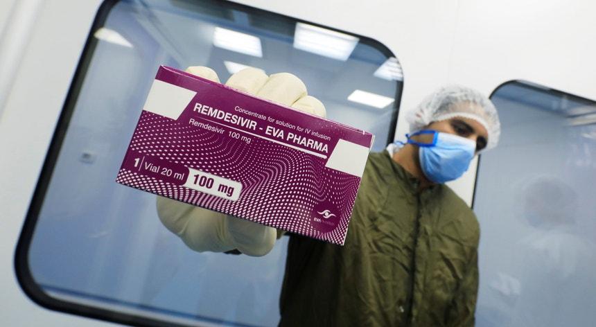 A OMS não recomenda o remdesivir para o tratamento da covid-19