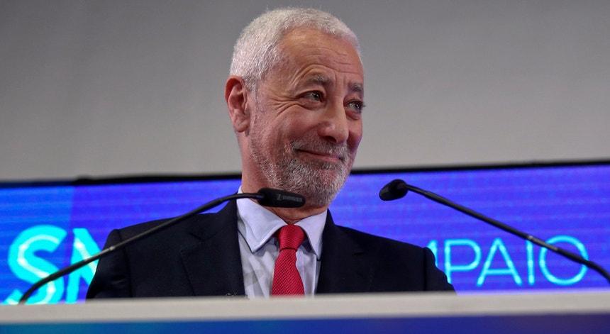 Sampaio da Nóvoa ficou em segundo lugar nestas eleições presidenciais, tendo obtido 22 por cento dos votos.