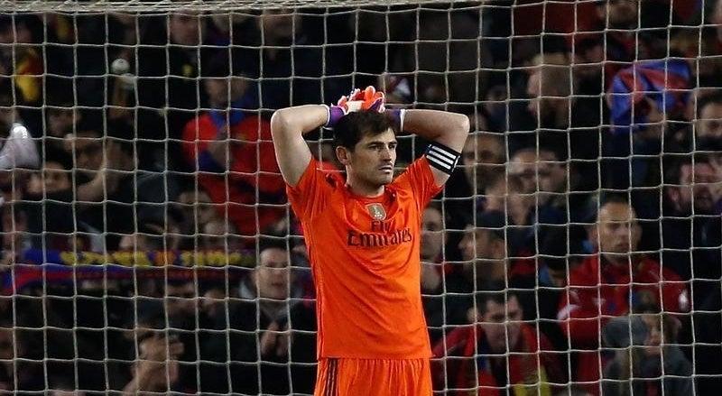 c0f97e8dd1 Casillas voltou a não treinar com o Real Madrid - FC Porto ...