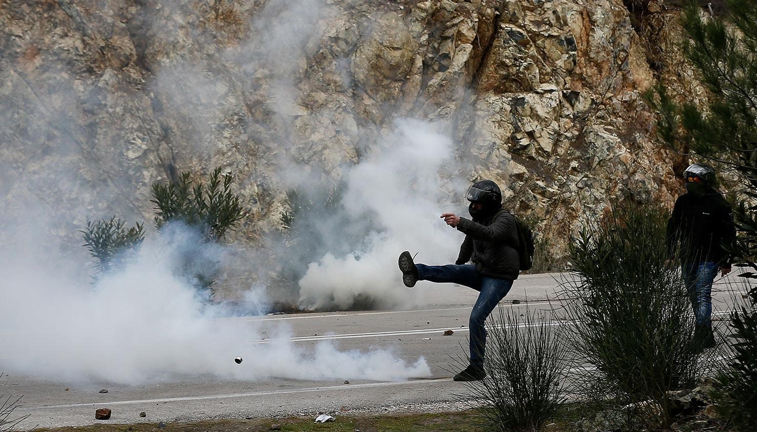 Costas Baltas - Reuters