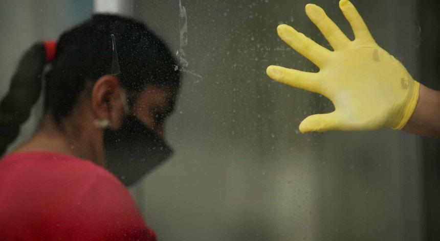 O novo coronavírus não dá tréguas no México