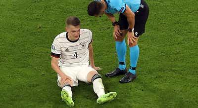 Euro2020. Ginter diz que será um erro se a Alemanha se concentrar apenas em Ronaldo