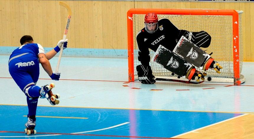 31057695a1343 O FC Porto qualificou-se hoje para a `final four` da Liga Europeia de hóquei  em patins