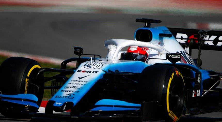 Os maus resultados estão a precipitar o fim da Williams na Fórmula 1