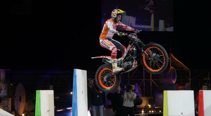 Braga acolhe uma prova do mundial de X-Trial de motociclismo