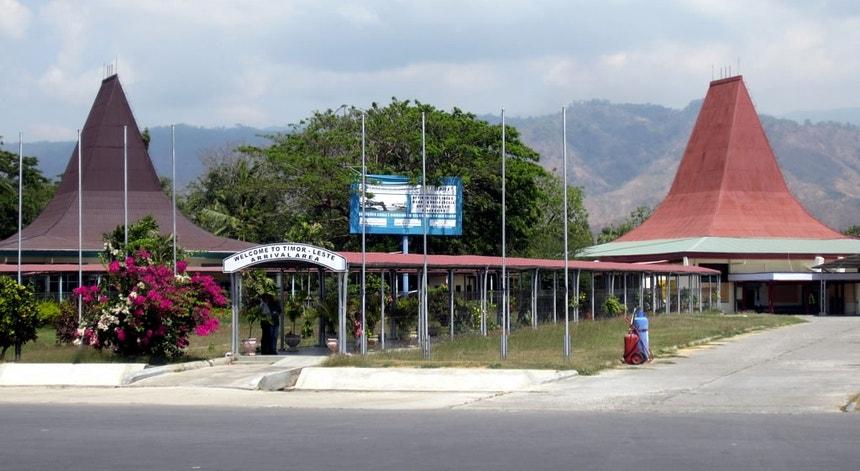 A imobilização do aparelho está a provocar problemas operacionais no aeroporto de Dili