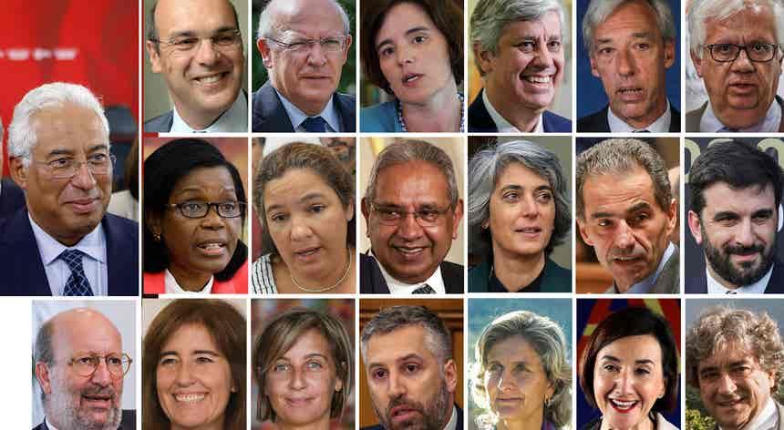O maior número de ministérios desde 1976