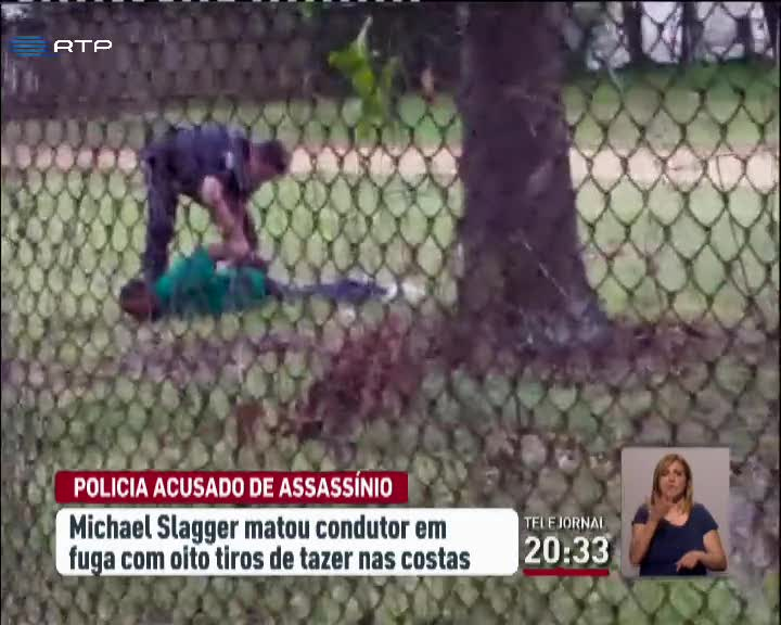 22620b28f3 Policia americano acusado de assassinar um negro - Mundo - RTP Notícias