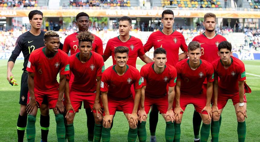 Resultado de imagem para Mundial sub-20: Portugal estreia-se com triunfo sobre a Coreia do Sul
