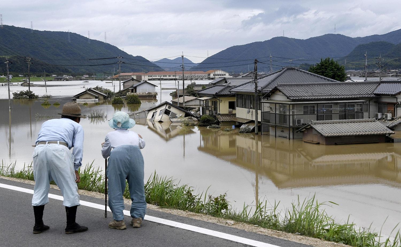 Foto: Kyodo via Reuters