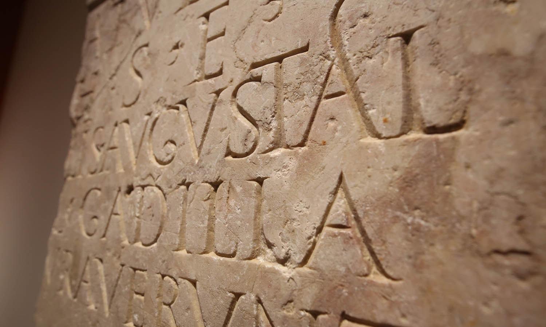 Inscrição romana