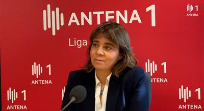 Catarina Martins à Antena1: Com o que se conhece, não crê que o BE possa viabilizar este OE