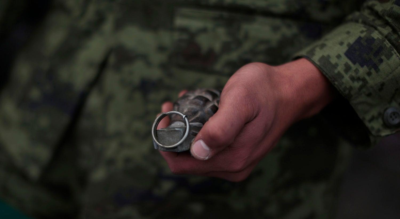Resultado de imagem para Granadas de mão e munições roubadas nos paióis de Tancos