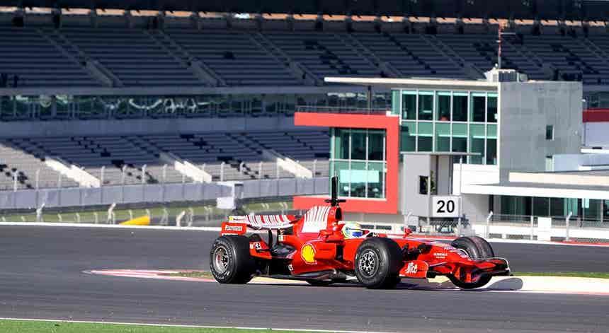 Oficial. Fórmula 1 regressa a Portugal
