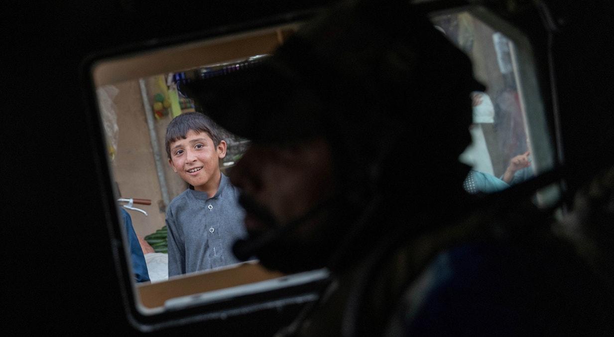 Kandahar. Forças Especiais afegãs em missão contra os Taliban | Danish Siddiqui - Reuters
