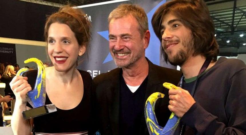 Salvador Sobral e Luísa Sobral já ganharam dois prémios