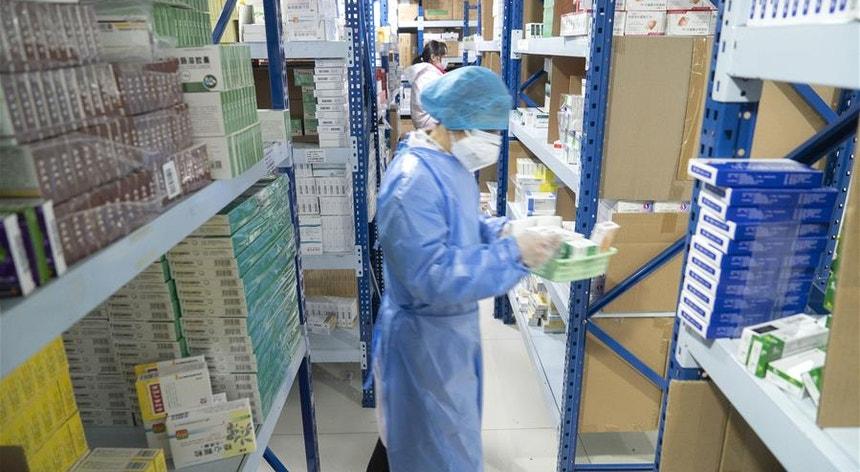 As autoridades de saúde chinesas preparam-se para enfrentar uma nova vaga da pandemia