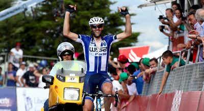 Ciclista Gustavo Veloso, duas vezes vencedor da Volta a Portugal, reforça Tavira