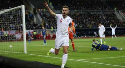 Euro2020: Harry Kane faz história na goleada inglesa em Grupo A já decidido
