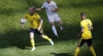 Euro2020. Suécia - Eslováquia