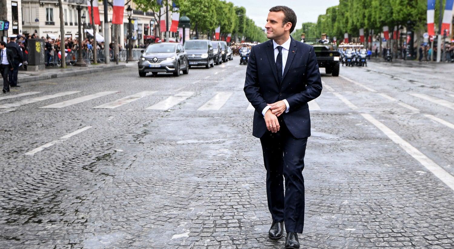 Edouard Philippe nomeado primeiro-ministro francês